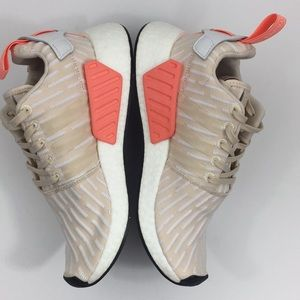 93e1d7b2c adidas Shoes - Adidas NMD R2 PK Linen Beige Athletic Shoes